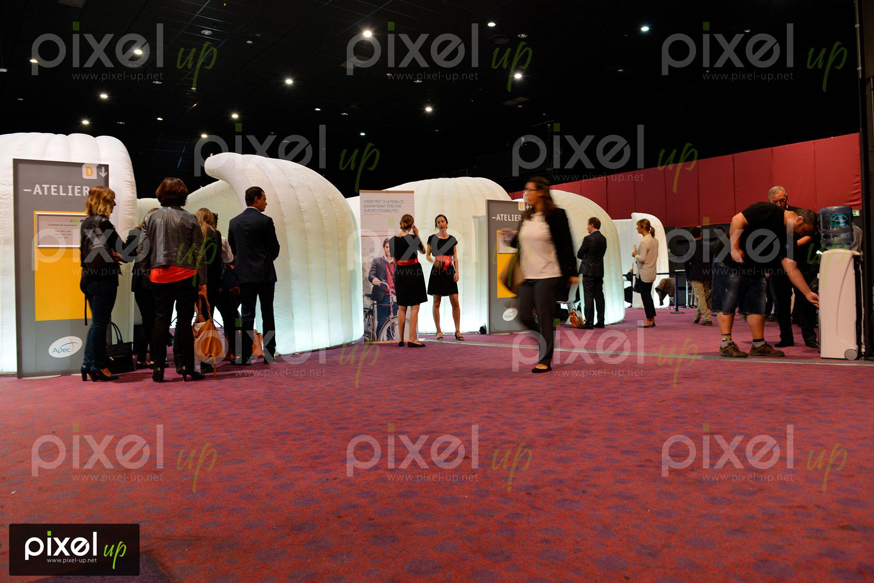 Photographe Pixel up - Reportage congrès